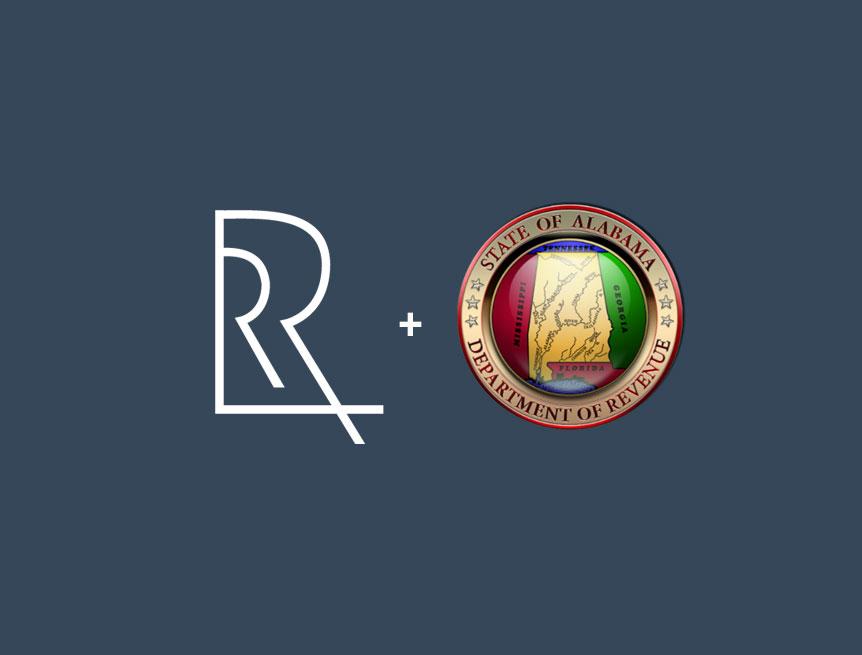 Reynolds, Reynolds & LIttle are now Designated Agents for Alabama Dept. of Revenue