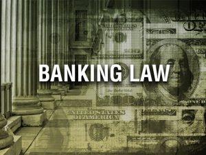 Reynolds, Reynolds, & LIttle (RRL) provide service for Banking Law.