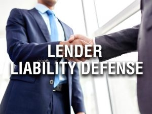 Reynolds, Reynolds, & Little LLC (RRL) scope of services include Lender Liablity Defense